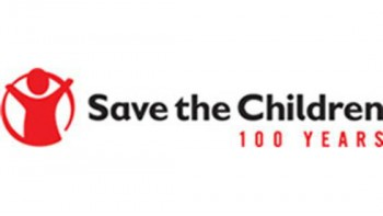 Save The Children's logo