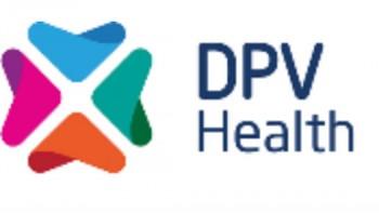 DPV Health's logo