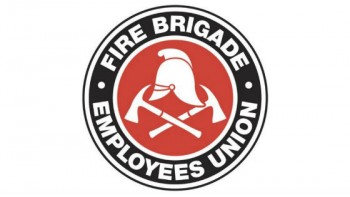 Fire Brigade Employees' Union of NSW's logo
