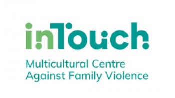 inTouch, Multicultural Centre against Family Violence's logo