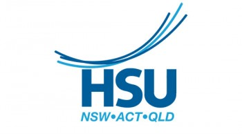 Health Services Union's logo