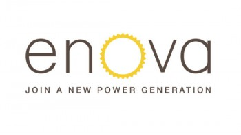 Enova Community Energy's logo