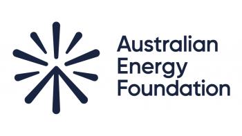 Australian Energy Foundation's logo