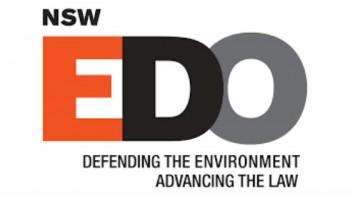 EDO NSW's logo