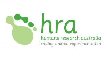 Humane Research Australia's logo