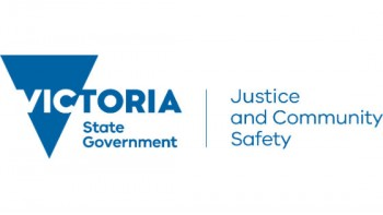 Department of Justice & Community Safety's logo