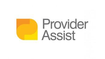 Provider Assist's logo