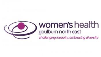 Women's Health Goulburn North East's logo