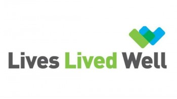 Lives Lived Well's logo