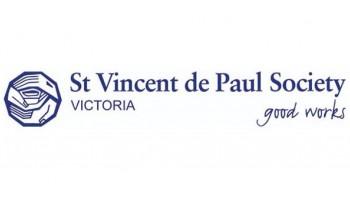 St Vincent de Paul Society Victoria's logo