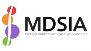 Mackay & District Spinal Injuries Association's logo