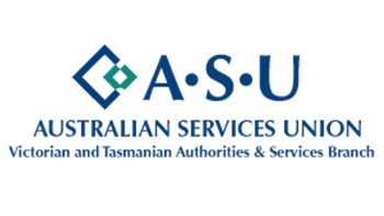 Australian Services Union Victorian and Tasmanian Authorities & Services Branch's logo