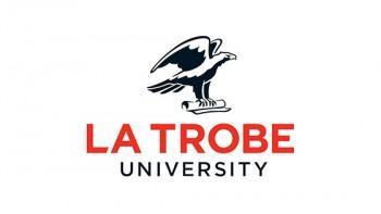 La Trobe University's logo