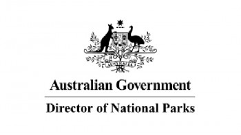 Director of National Parks's logo