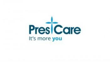 PresCare's logo