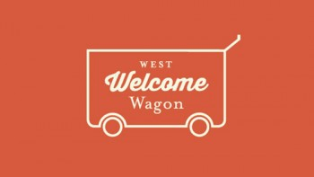 West Welcome Wagon's logo