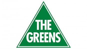 The Greens NSW's logo