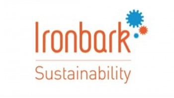 Ironbark Sustainability's logo