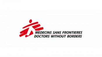 Médecins Sans Frontières's logo