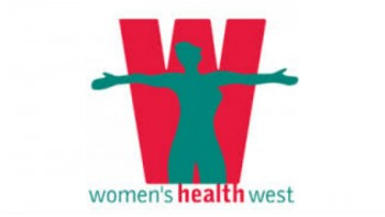 Women's Health West's logo