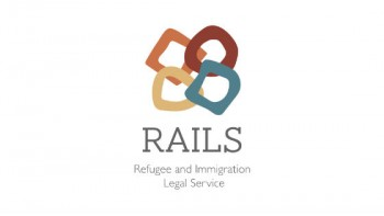 Refugee and Immigration Legal Service's logo