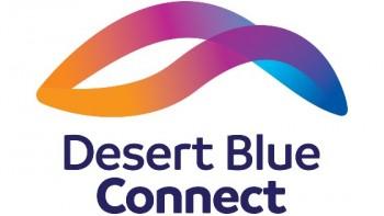 Desert Blue Connect's logo