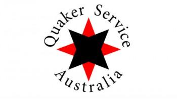 Quaker Service Australia's logo