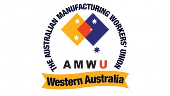 Australian Manufacturing Workers' Union's logo
