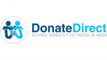 DonateDirect's logo