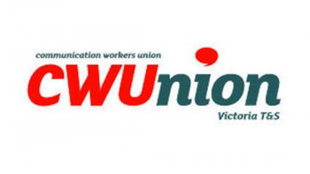 Communication Workers Union's logo