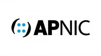 APNIC's logo