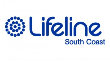 Lifeline South Coast's logo